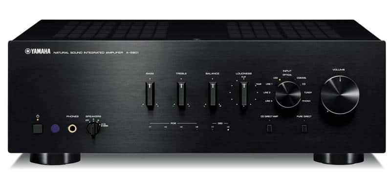 Yamaha A-S801 Noir