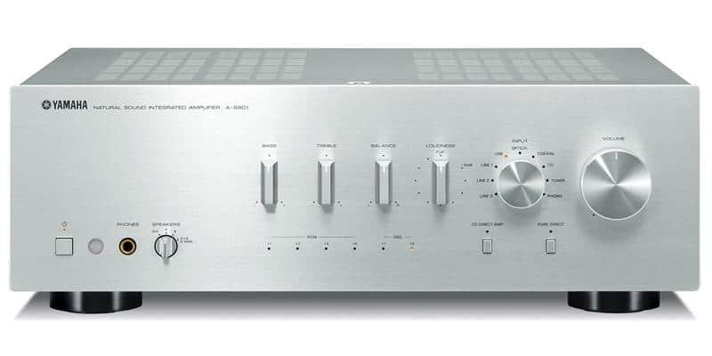 Yamaha A-S801 Argent