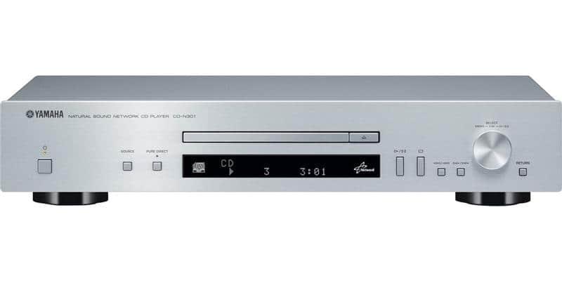 Yamaha CD-N301 Silver