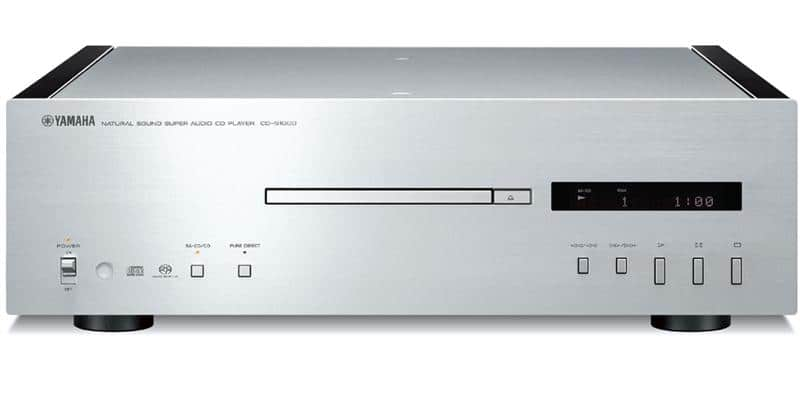 Yamaha CD-S1000 Argent Noir