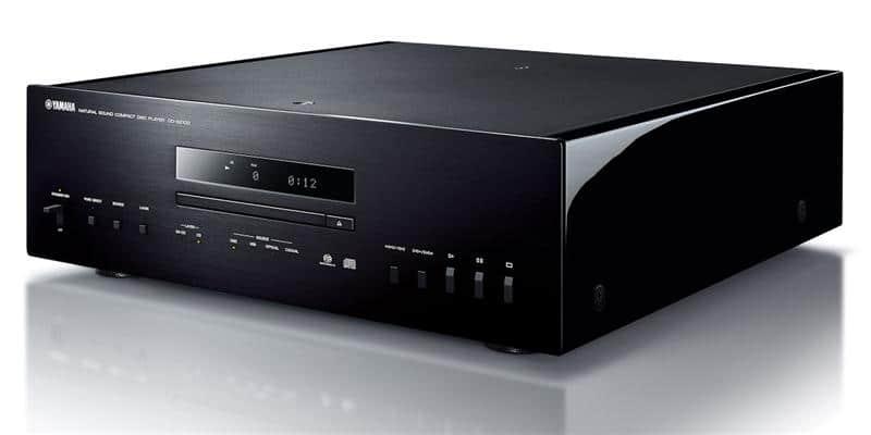 Yamaha CD-S2100 Noir