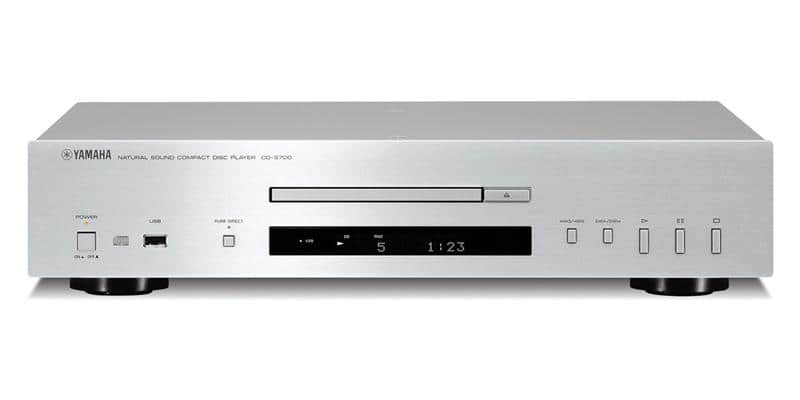 Yamaha CD-S700 Argent
