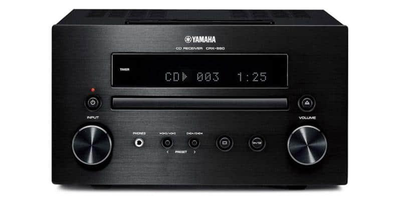 Yamaha CRX-550 Noir