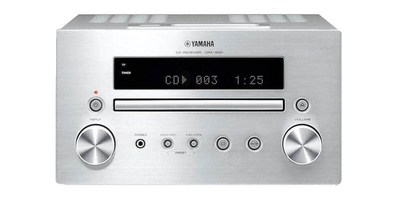 Yamaha CRX-550 Silver