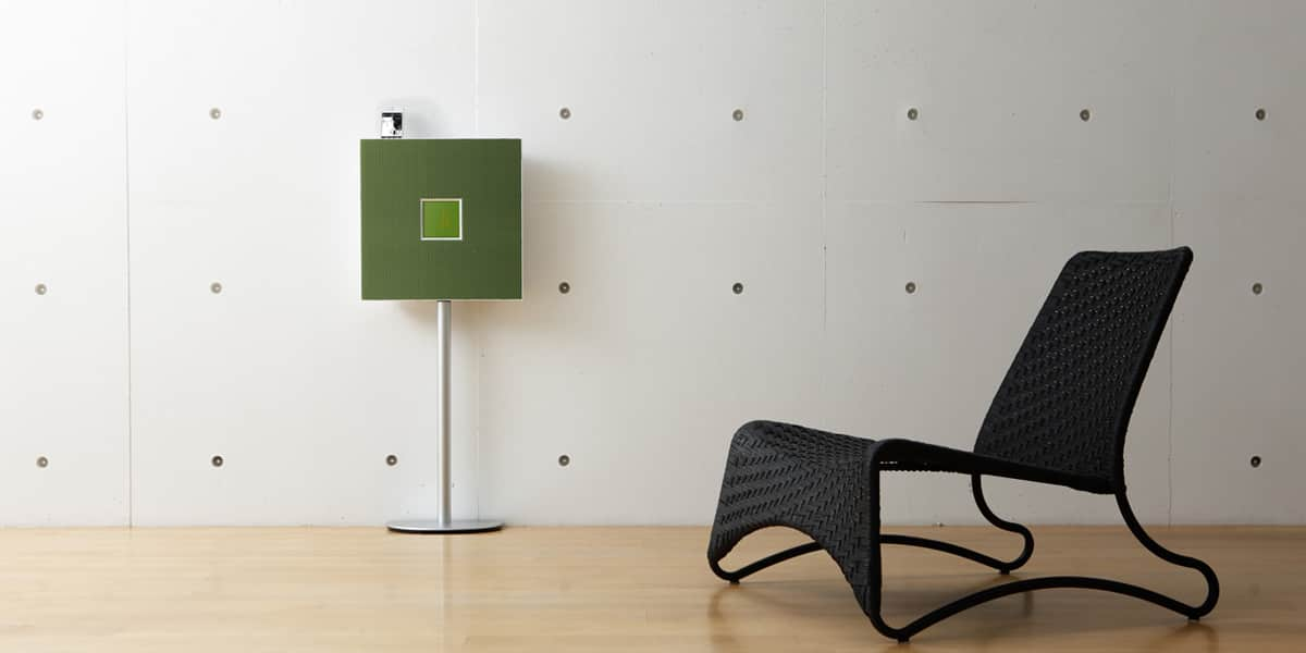 yamaha isx 800 vert mini chaines hifi sur easylounge. Black Bedroom Furniture Sets. Home Design Ideas