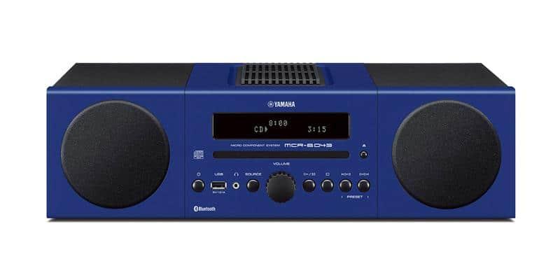 Yamaha MCR-B043 Bleu foncé