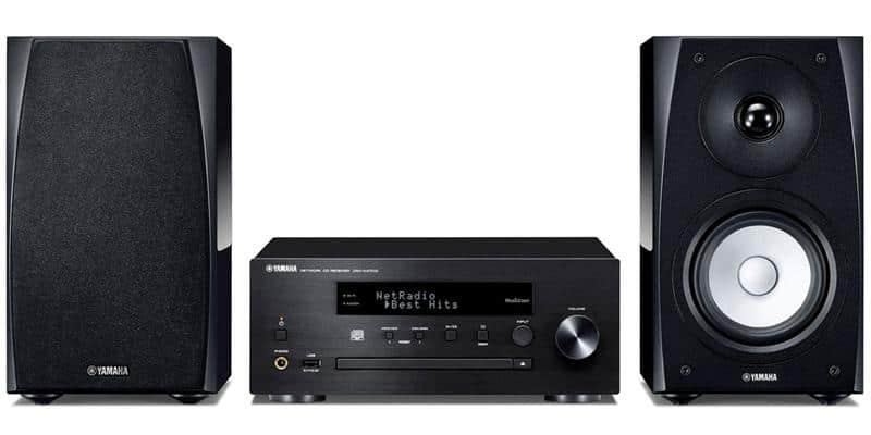 Yamaha MusicCast MCR-N570 Noir