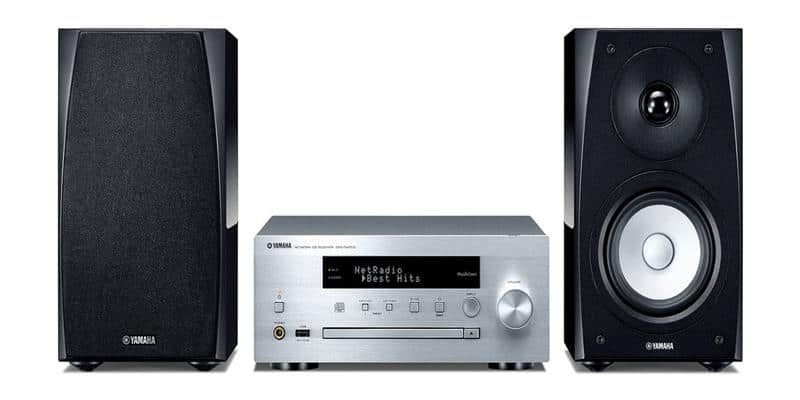 Yamaha MusicCast MCR-N570 Silver