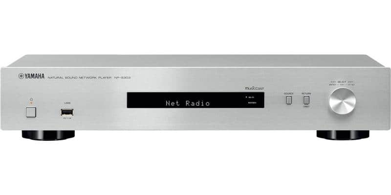 Yamaha MusicCast NP-S303 Silver