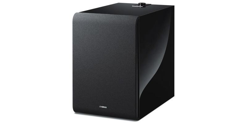Yamaha MusicCast SUB 100 Noir