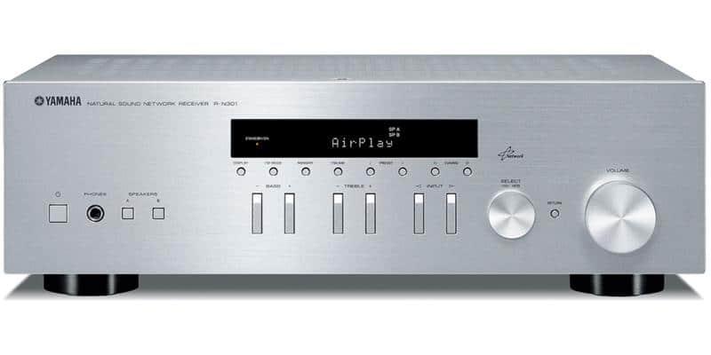 Yamaha R-N301 Silver