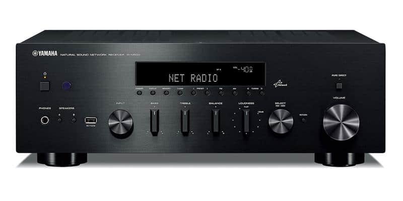 Yamaha R-N500 Noir