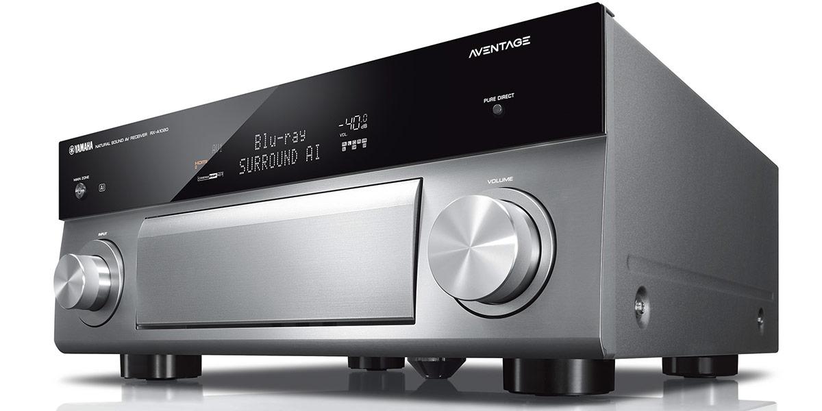 Yamaha MusicCast RX-A1080 Titane