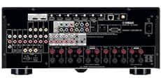 Yamaha RX-A2060 Noir