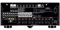 Yamaha MusicCast RX-A2080 Titane