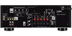 Yamaha RX-V385 Noir