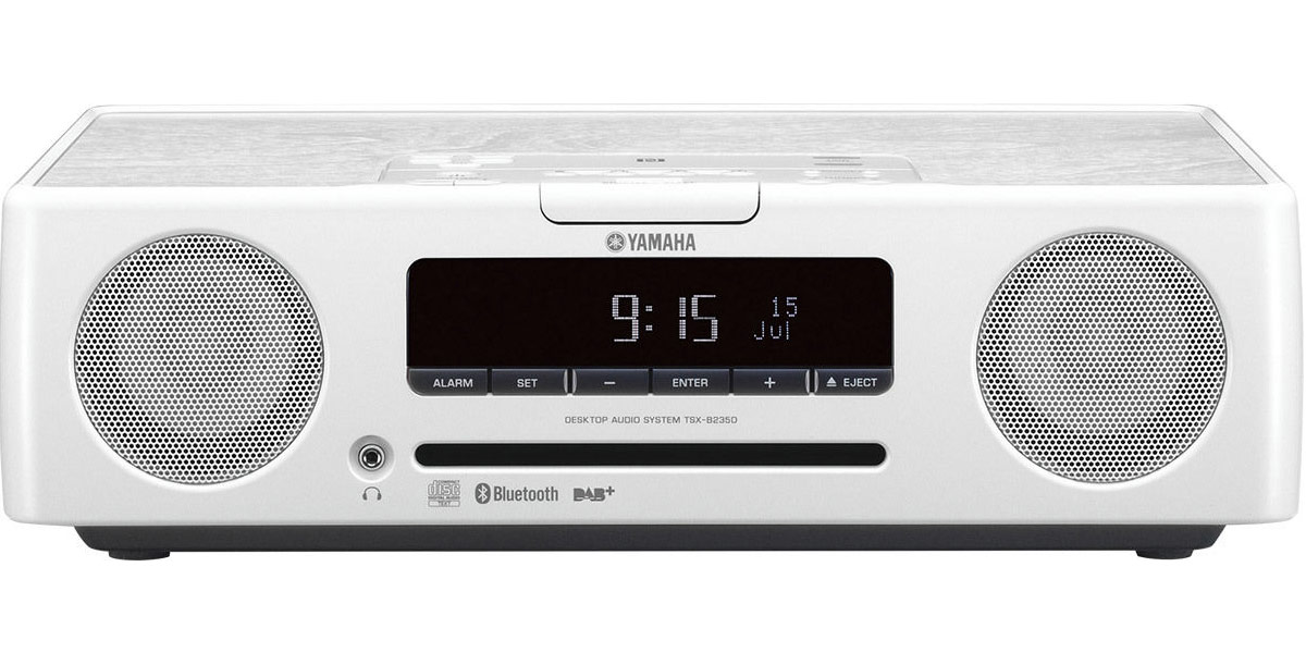 Yamaha TSX-B235D Blanc
