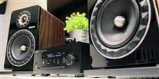 Yamaha CRX-N470 Noir
