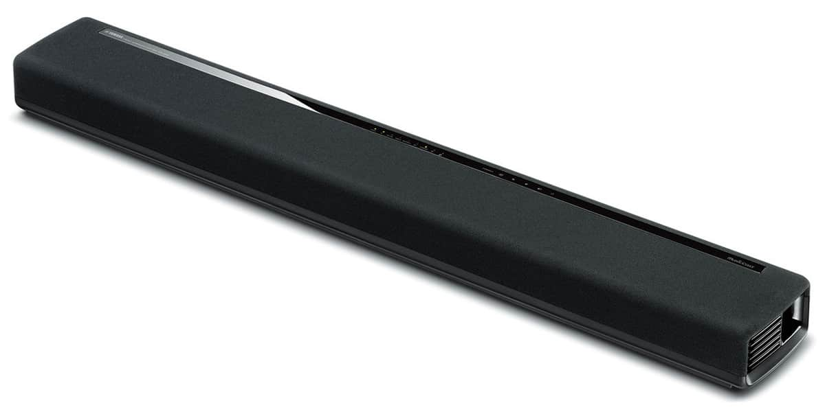 Yamaha MusicCast YAS-306 Noir