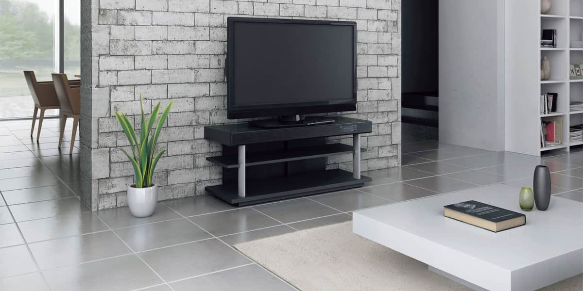 Yamaha yrs 1100 noir meubles hifi sur easylounge for Meuble tv yamaha yrs 2000