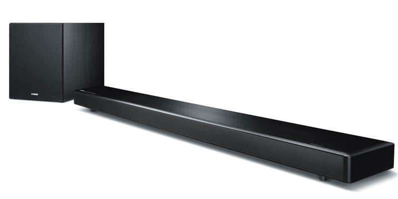 Yamaha YSP-2700 Noir