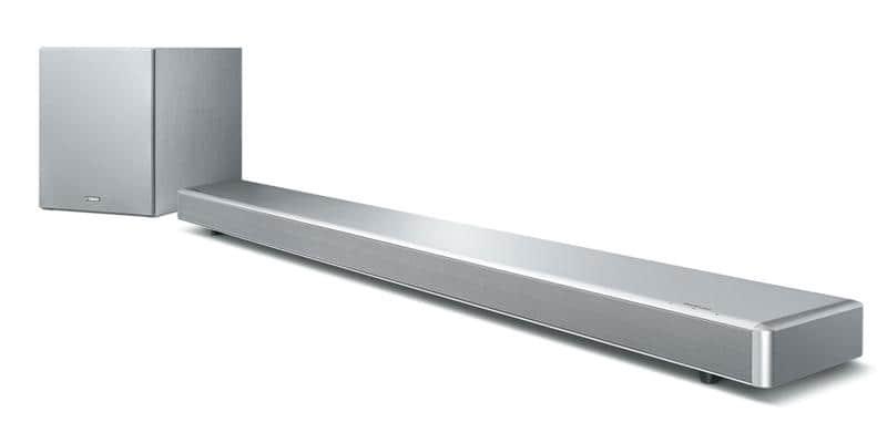 Yamaha YSP-2700 Silver