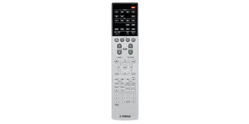 Yamaha Télécommande RX-AS710 D