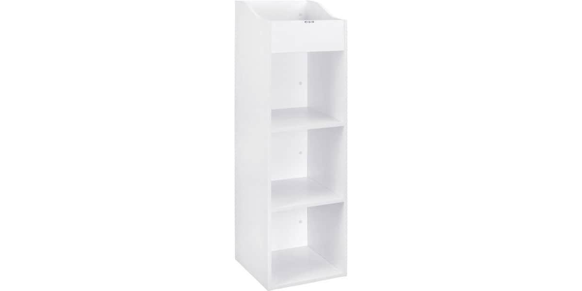 zomo ibiza vsbox 100 4 blanc accessoires pour vinyle sur easylounge. Black Bedroom Furniture Sets. Home Design Ideas