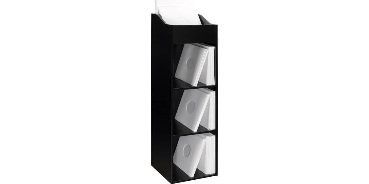 Zomo ibiza vsbox 100 4 noir accessoires pour vinyle sur easylounge - Meuble pour disque vinyle ...