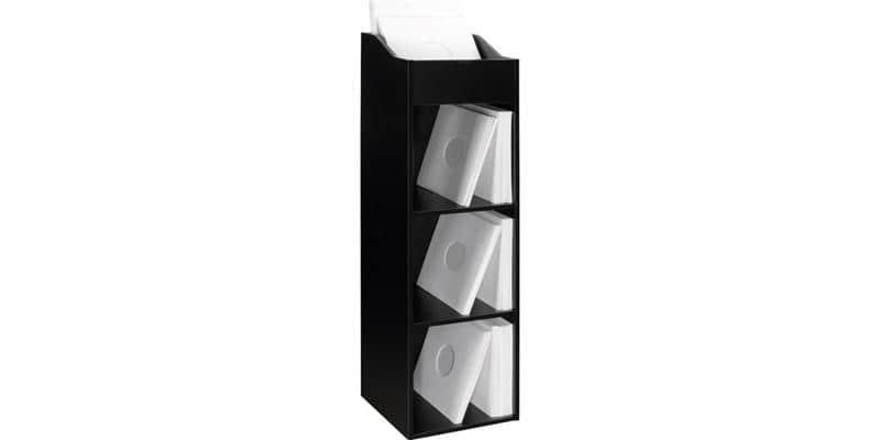 zomo ibiza vsbox 100 4 noir accessoires pour vinyle sur easylounge. Black Bedroom Furniture Sets. Home Design Ideas
