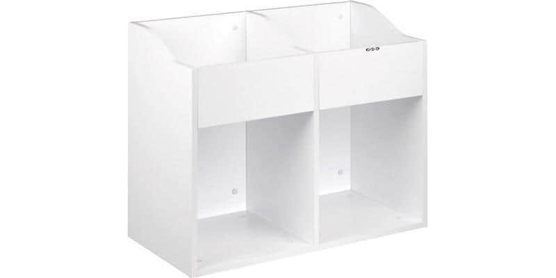 Zomo Ibiza VsBox 200/2 Blanc