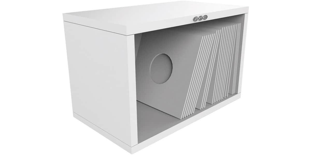 zomo ibiza vsbox 7 100 blanc accessoires pour vinyle sur easylounge. Black Bedroom Furniture Sets. Home Design Ideas