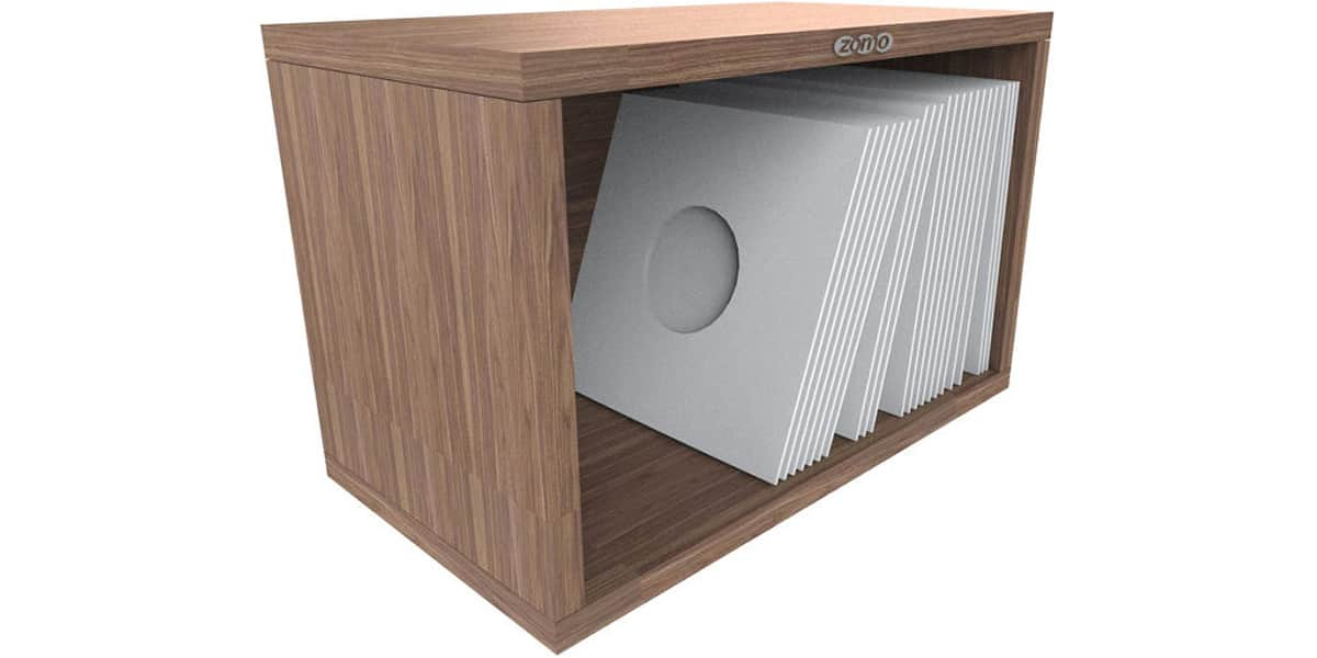 zomo ibiza vsbox 7 100 noyer accessoires pour vinyle sur easylounge. Black Bedroom Furniture Sets. Home Design Ideas