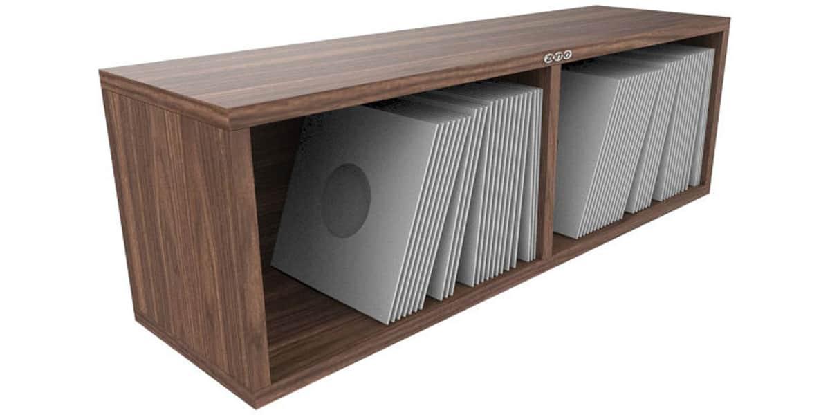 zomo ibiza vsbox 7 200 noyer accessoires pour vinyle sur easylounge. Black Bedroom Furniture Sets. Home Design Ideas