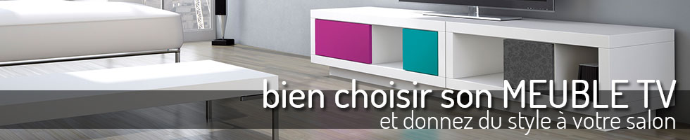 bien choisir son meuble tv guides d 39 achat easylounge. Black Bedroom Furniture Sets. Home Design Ideas